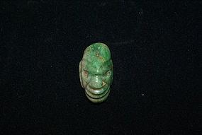 Maya Jade Head