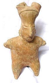 Pre-Columbian Tlatilico Figure