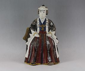 Miyoshi Doll Forty-Seven Ronin Clay Doll
