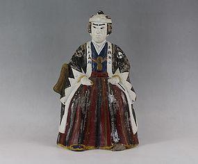 Miyoshi Doll Forty-Seven Ronin Clay Doll