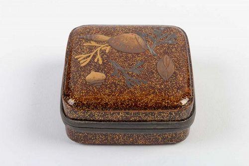 Kogo - Incense Lacquered Box