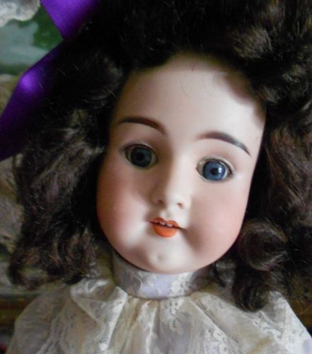 ** SOLD *** Antique Bisque Doll My Sweetheart by Adolf Wislizenus
