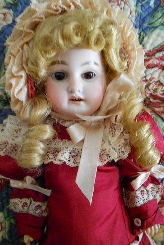 Antique Armand Marseille Adorable 1894 DEP Doll
