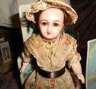 Antique French Unis France Mignonette Doll