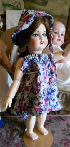 *** SOLD ** Sweet Artist Bleuette Reproduction Doll