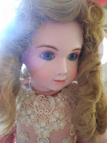 Antique Reproduction A14T Thuillier Artist Doll