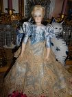 """Vintage Beverly Walter 1976 French Fashion FG 11"""" French Doll"""