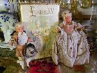 Antique French Louis VX Box with Matching Dolls inside