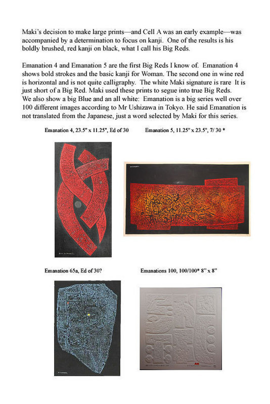 The Life and Works of Haku Maki Research Note No. 7 A c