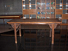 China Antique Painting Table  Ming Qing Jichimu