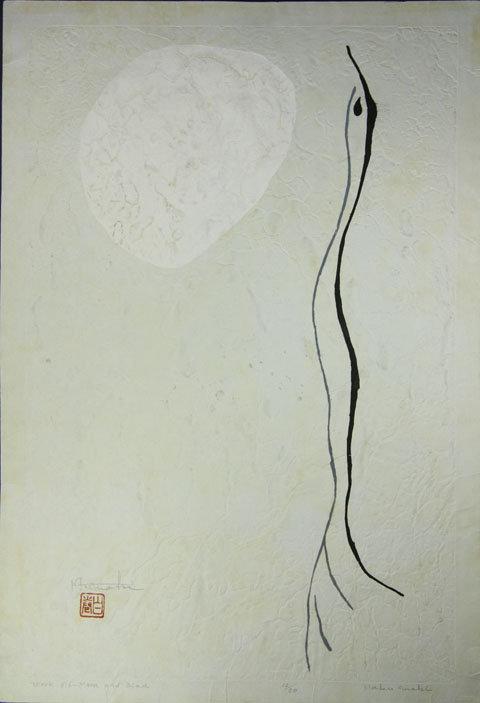Japan modern art dean Yuji Abe passes away ; work 616