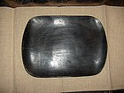 china qing zitan brush tray