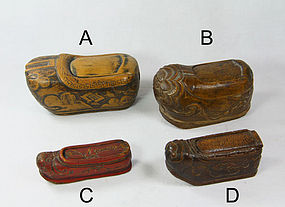 china  Old shoe toggles seal boxes