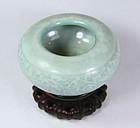 china qing porcelain bowl brushwasher