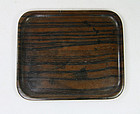 china scholar tray republican wood
