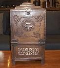 china  old tea pot box wood