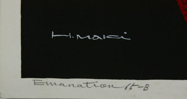 Japan Haku Maki Emanation 65 B