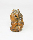 china old lion toggle bambooo