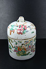 China porcelain wine warmer republican