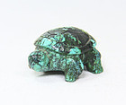 china turtle turquoise paper weight