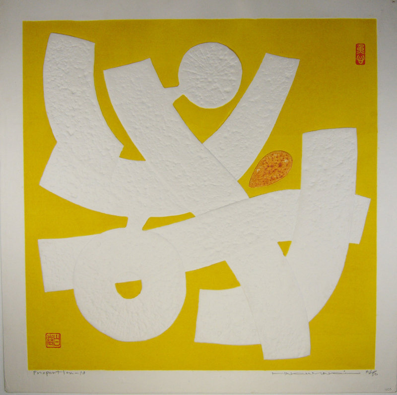 Japan haku Maki  1966 Proportion  10  43/50