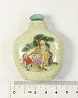 china old porcelain snuff bottle