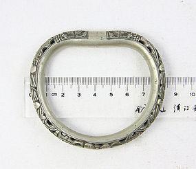 china old silver bracelet