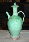 china old Liao winepot  striking color
