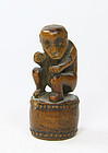 china toggle monkey drum