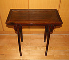china  old  tea   table  rosewood