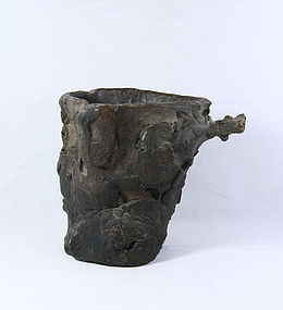 china old brushpot