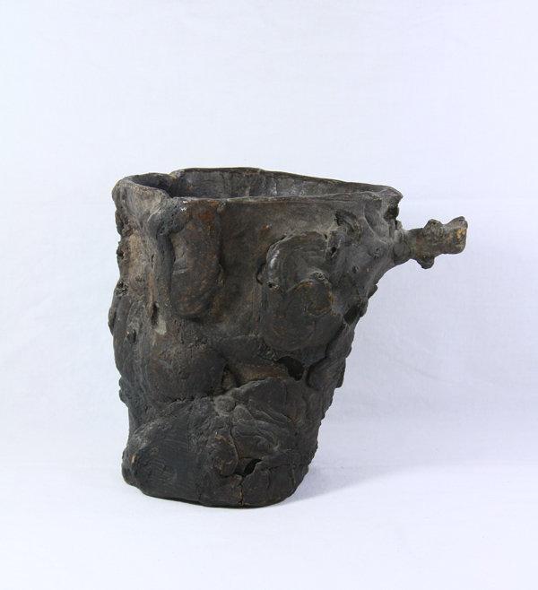 china old brushpot