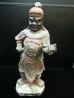 china old wooden warrioer   men sshen