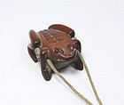 china old toggle frog  14