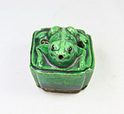 china pottery water dropper