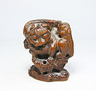 china laage Lion toggle