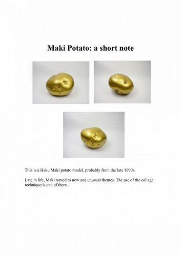 Japan Maki potato
