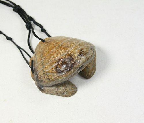 china big stone frog