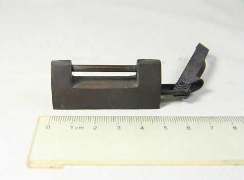 China old  LOCKS bronze