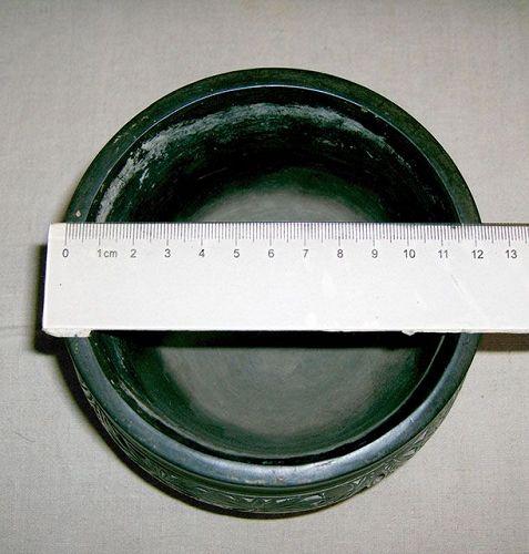 China old begars bowl