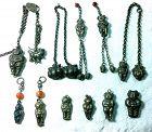 china silver amulets  9