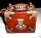 China stone teapot