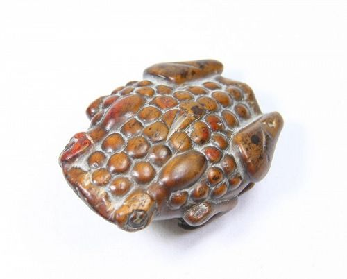 China old Jumping frog toggle