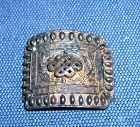China old buckle