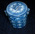 China old blue-and-white jar