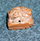 China. Old tiny seal �章 .