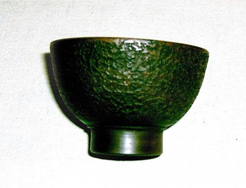 China. Small cup.