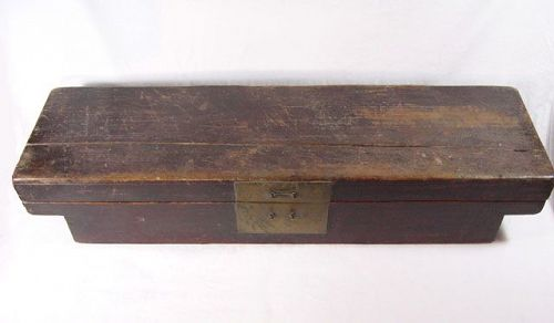 China. Old jiaoxiang sedan chair box ���轿箱