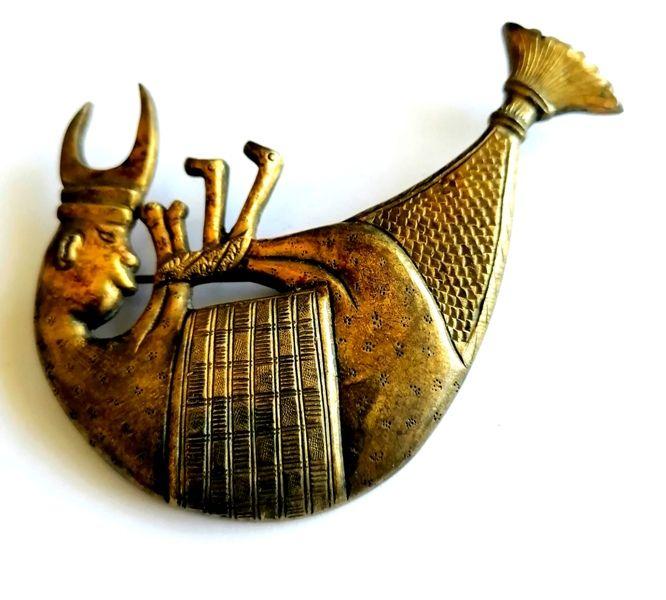 China. Ornament.