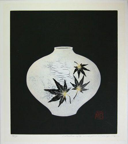 Japan. Haku Maki. Collection45B   164 of 230